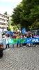 Na Covilhã, centenas de estudantes marcharam pela PAZ!_2