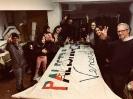 O núcleo de Almada do CPPC pintou uma faixa com a inscrição «Palestina vencerá»_1