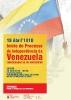 204º aniversário do Inicio do processo de independência da Venezuela. _1