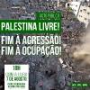 Acto Público - Palestina Livre! Fim à Agressão! Fim à Ocupação!_1