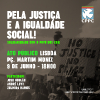 Ato Público | Pela Justiça e Igualdade Social! Solidariedade com o povo dos EUA! | Lisboa_1