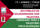 Ato Público de Solidariedade com Palestina | Porto_1