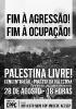 Cartaz Solidariedade Palestina - Porto_1