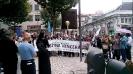 FIM À AGRESSÃO! Palestina livre e independente!_1