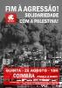 Fim à agressão! Solidariedade com a Palestina em Coimbra_1