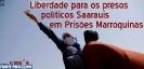 Liberdade para os presos politicos Saarauis em prisões Marroquinas_1