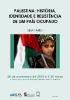 «Palestina: História, Identidade e Resistência de um país ocupado»_1
