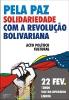 Pela Paz, Solidariedade com a Revolução Bolivariana_1