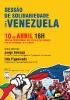 Sessão de solidariedade com a Venezuela_1
